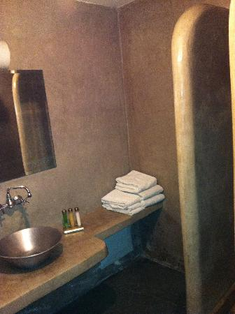 Riad Dar Selen : la salle de bain