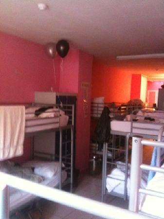 Bob's Youth Hostel: girls dorm