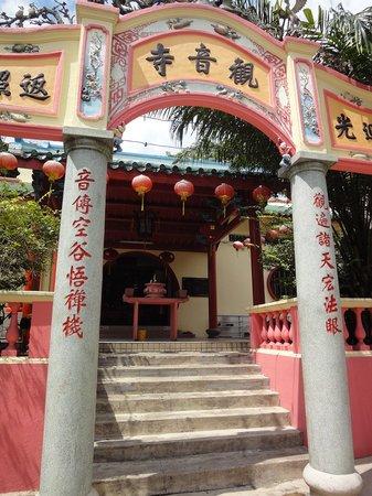Guan Yin Temple Kuala Lumpur