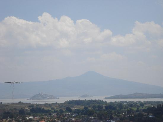 Mirador Del Lago: vista desde el hotel