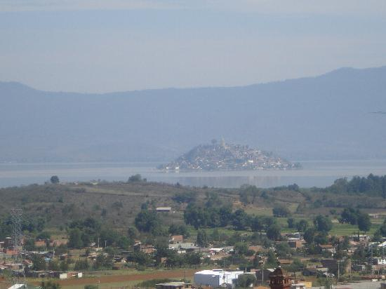 Mirador Del Lago: lagos