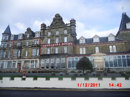 The Alexandria Oban Picture Of The Alexandra Hotel Oban Tripadvisor