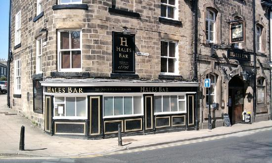 Hales Bar Harrogate the place to be.