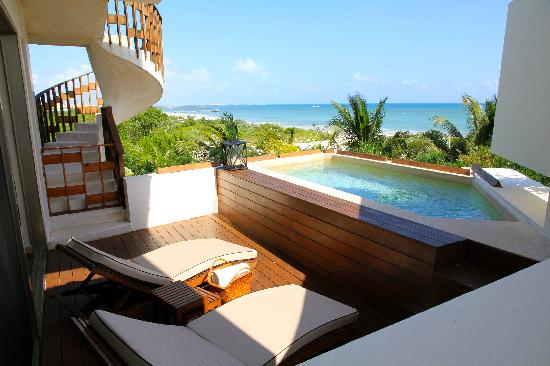 Rosewood Mayakoba: Private Plunge Pool