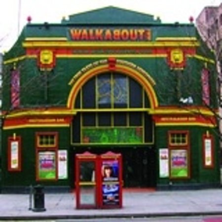 Walkabout Shepherds Bush: The grestest sports bar in the world!!!