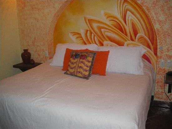 La Villa del Ensueno Hotel: Room #1