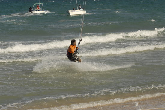 Big UP Sports: kiteboarding baja