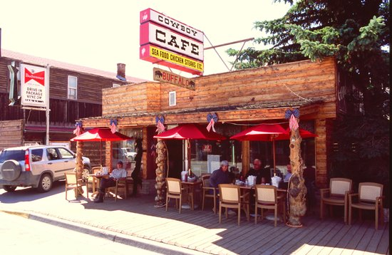 Cowboy Cafe Dubois Restaurant Reviews Phone Number