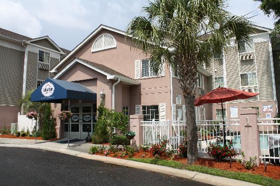 Suburban Extended Stay Hilton Head: Hotel