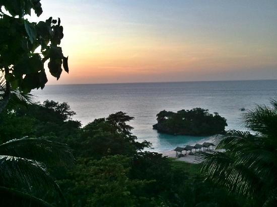 Argonauta Boracay: View from our varanda