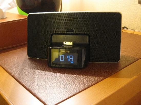 Divan Istanbul: iPod System