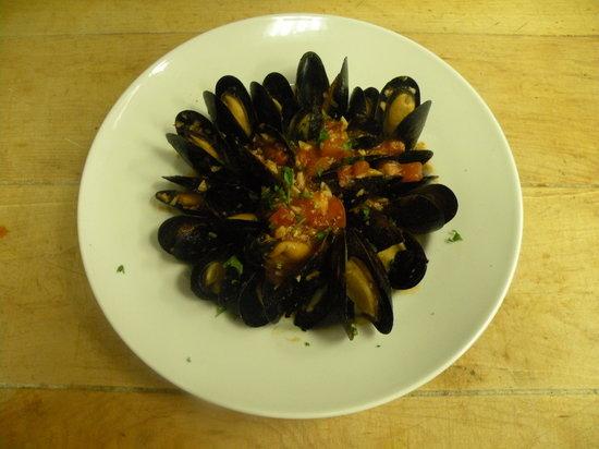 Isabella's Ristorante: Mussels marinara