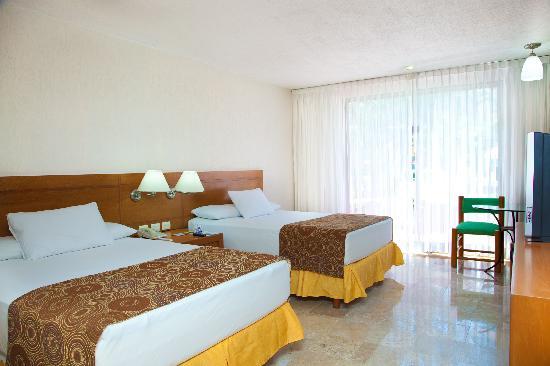 Plaza Pelicanos Club Beach Resort: Habitación doble Plaza Pelicanos Club