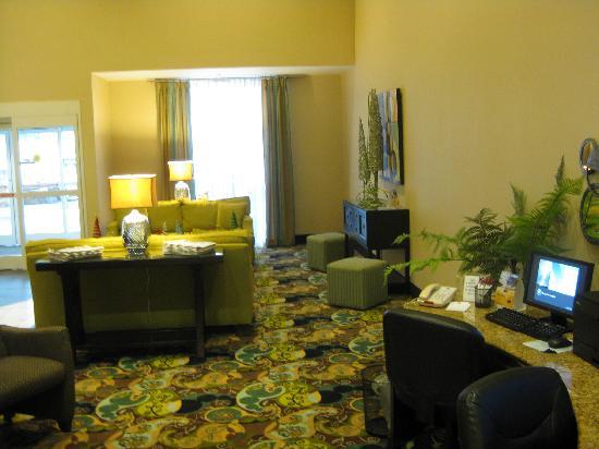 Comfort Suites Hotel In Hot Springs Ar Picture Of Comfort Suites