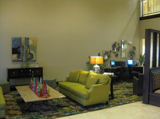 Comfort Suites Hot Springs : Lobby