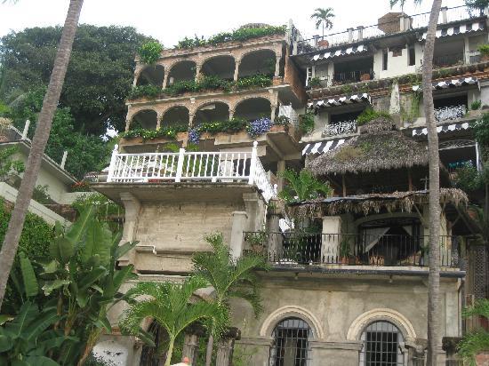 Quinta Maria Cortez: View of Maxmiliano & Tres Vidas