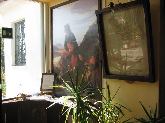 La Taverna dei Briganti: ingresso