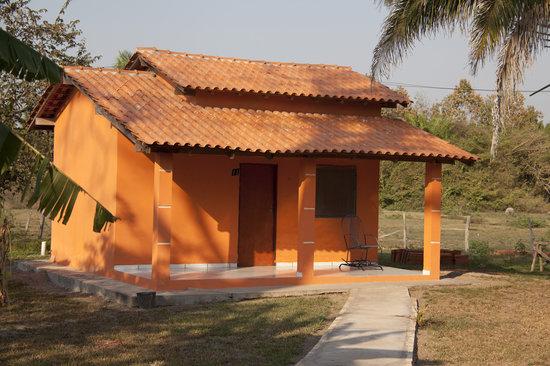 Jaguar Ecological Reserve: The cabin
