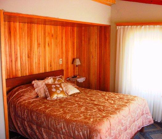 Atlántida, Uruguay: Habitación con baño privado.