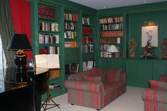 La Forestiere Chambres d'hotes : Bibliothèque