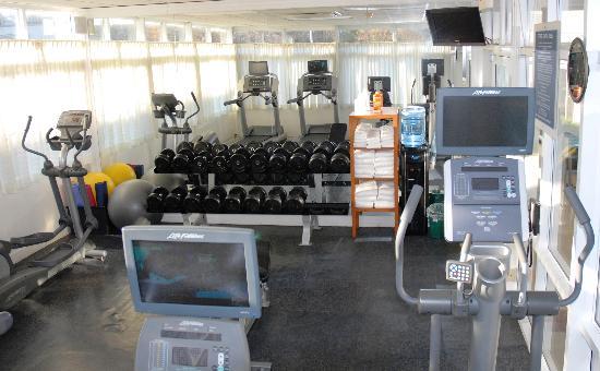 Wyndham Garden Manassas: Fitness Center
