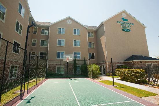 學院站希爾頓惠庭套房飯店照片