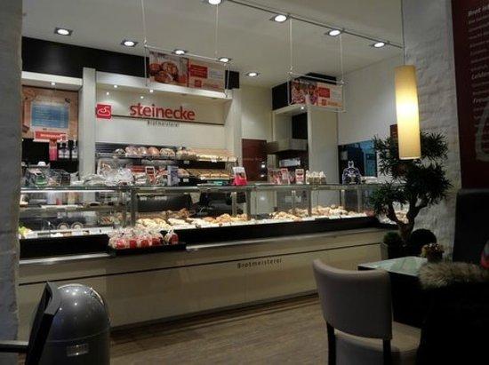 Steinecke Bakery in Knesebeckstrasse(Savigny Platz)