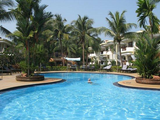 Sonesta Inns: The pool