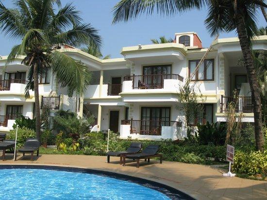 Sonesta Inns Resort : The hotel