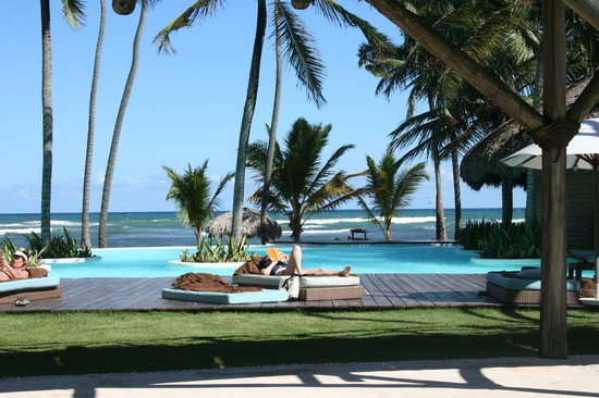 Zoetry Agua Punta Cana : Infinity pool