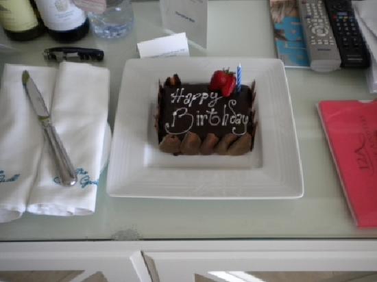 โรงแรมทเวลฟ์อพอสเทิ่ลส์โฮเต็ลแอนด์สปา: Welcome gift