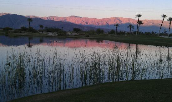Borrego Springs Resort & Spa: Sunset