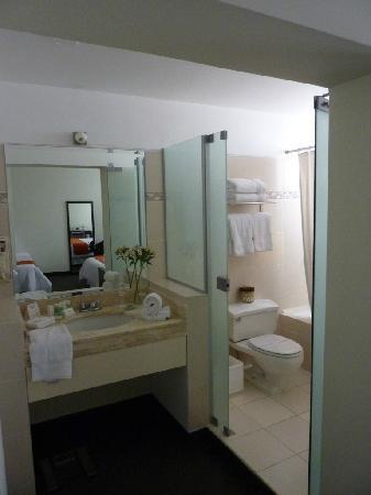 El Golf Hotel Boutique: Salle de bain