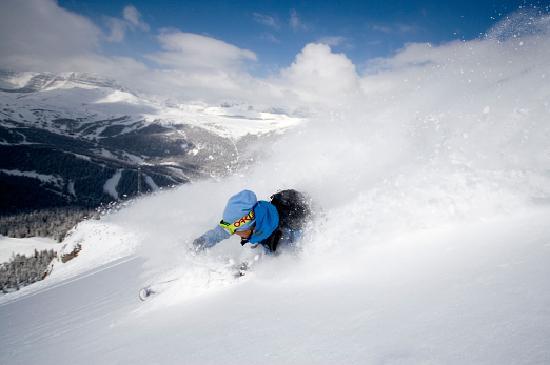 Banff, Canada: Deep Powder @ Sunshine Village