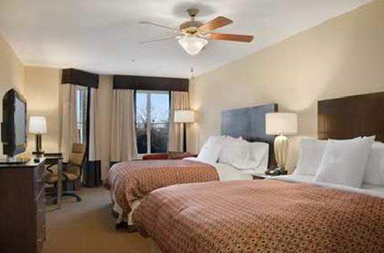 Homewood Suites by Hilton Houston Northwest Cy-Fair: Queen Suite