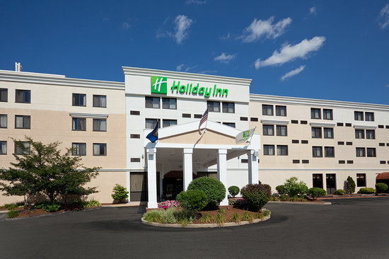 Holiday Inn - Concord Downtown: Hotel Exterior
