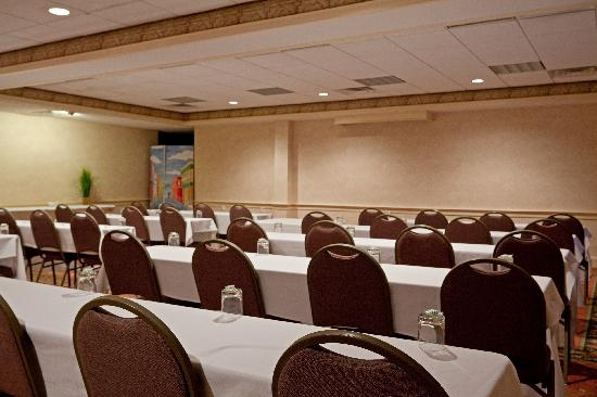 Holiday Inn - Concord Downtown: Classroom Style Setup