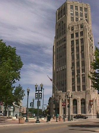 The Tower Building located in Downtown Elgin.