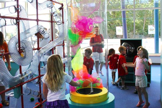 Topeka, KS: Kansas Children's Discovery Center is serious FUN for young and old alike.