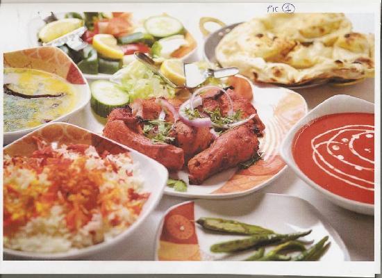 Memories of India: Food