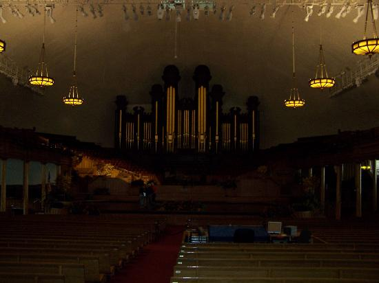 The Tabernacle: The Organ