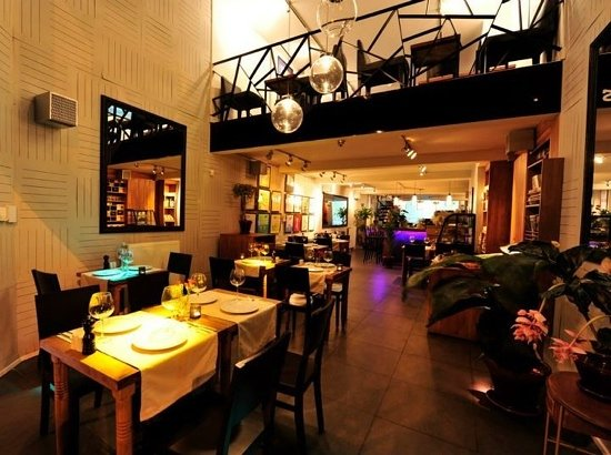 Banyan Restaurant Istanbul Reviews