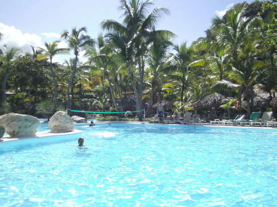 ClubHotel Riu Merengue : Pool Area