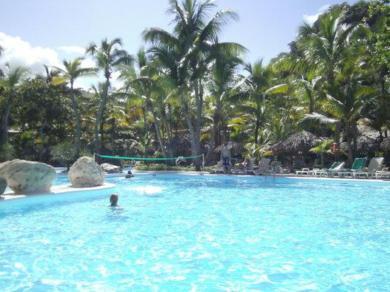 ClubHotel Riu Merengue: Pool Area