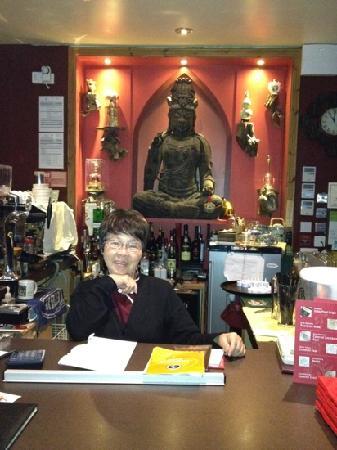 The Zen Restaurant: zen flavour staff