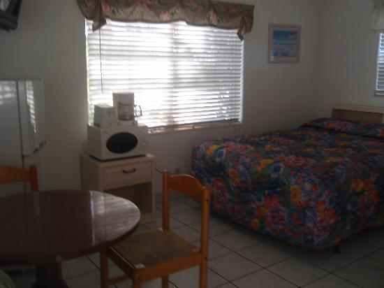 Richard's Motel Extended Stay: a small efficieny