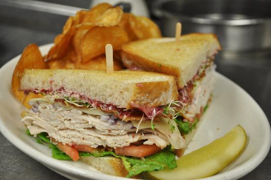 Chow284: Autumn Turkey Sandwich