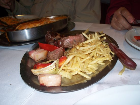 Los Remolinos : MY STEAK