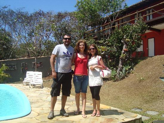 Pousada Vila Pitanga: Jardines