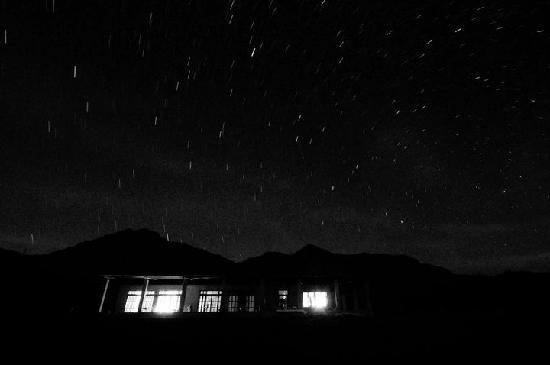 Wumum B&B: 滿天的星空